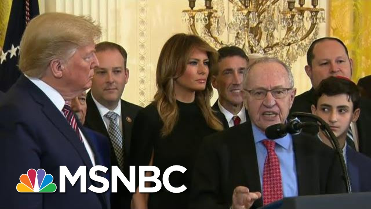 What's The State Of Trump's Impeachment Legal Team? | The 11th Hour | MSNBC 11