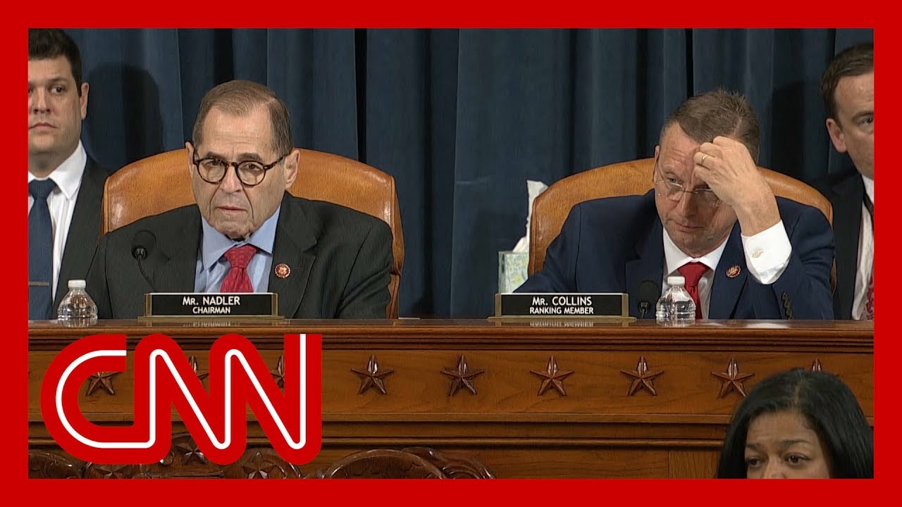 Watch the full House Judiciary Committee vote on impeachment 8