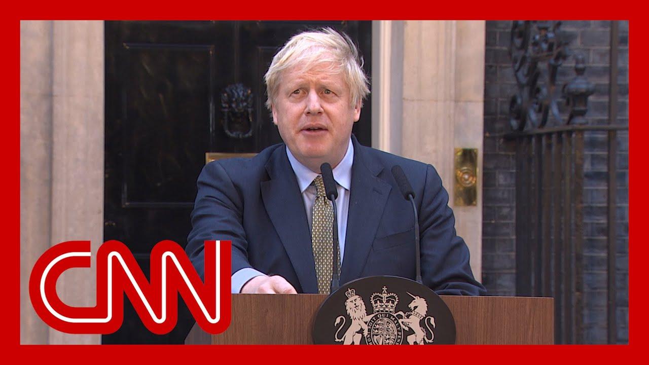 Watch Boris Johnson's first full speech as returning Prime Minister 6