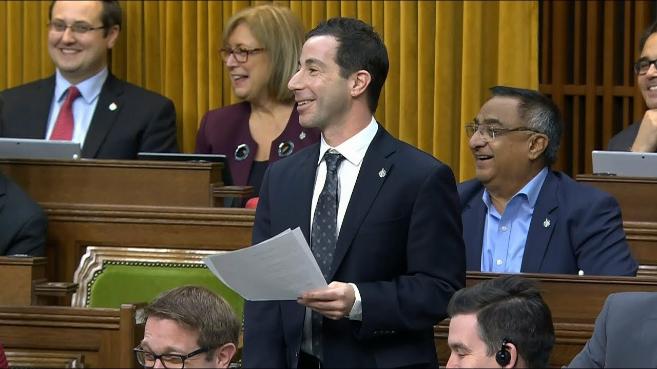 MP continues tradition of holiday poem in the House of Commons 8