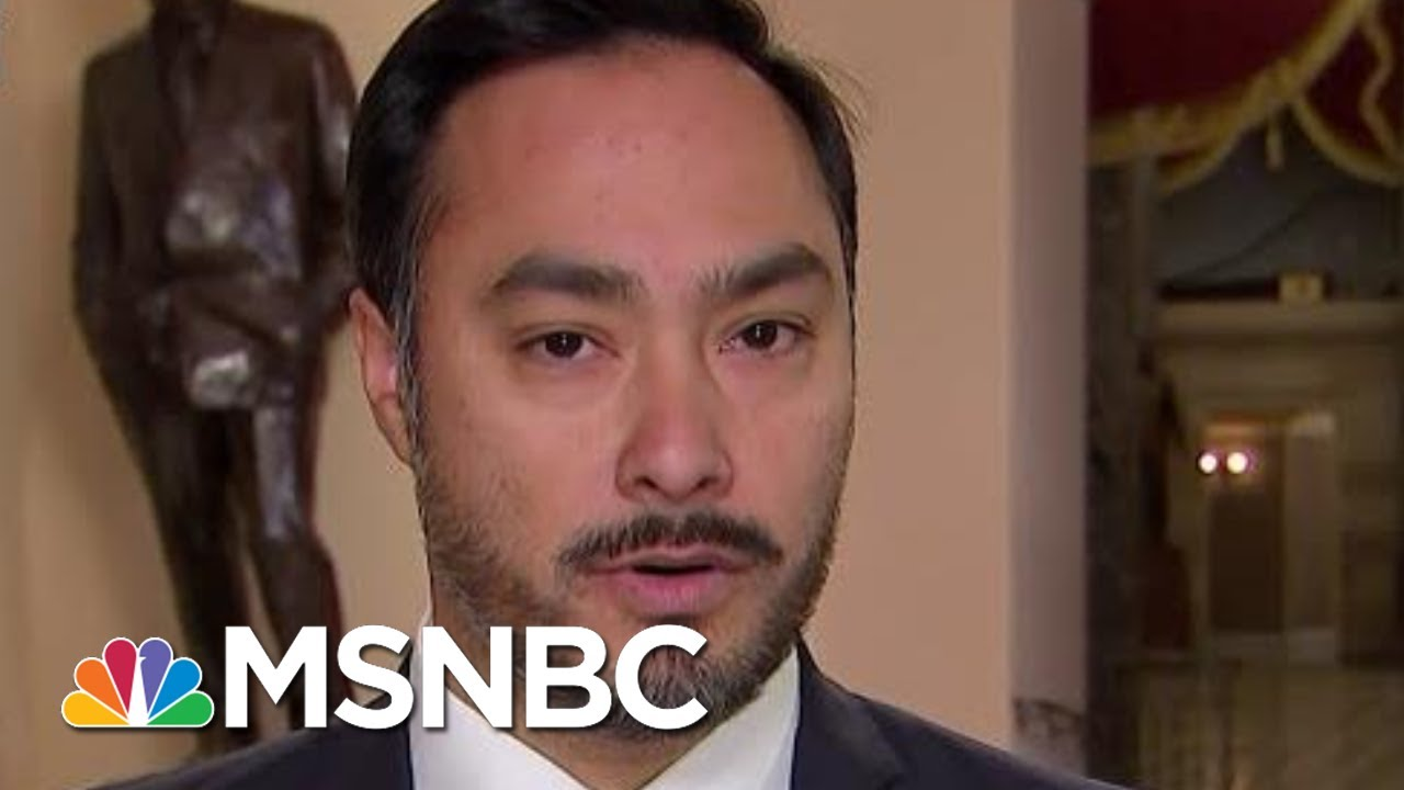 'Historic, Very Serious': Dem Congressman On Forcibly 'Removing' Trump From Office | MSNBC 3