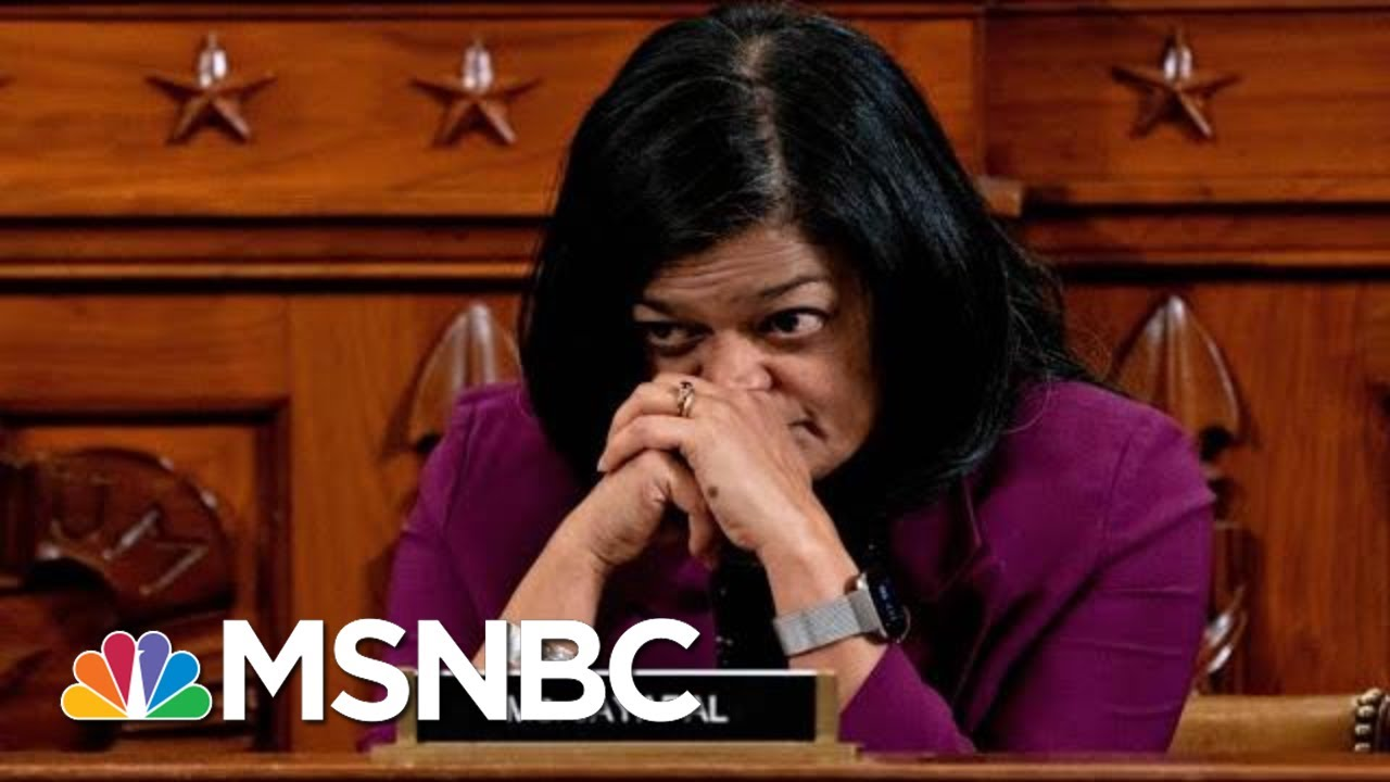 Day 1,057: Chaos Reigns After Trump Impeachment Debate Comes To Surprise End | The 11th Hour | MSNBC 1