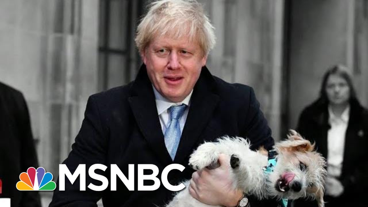 Boris Wins In A Landslide. So What's The Future For The UK And Brexit? | The 11th Hour | MSNBC 7