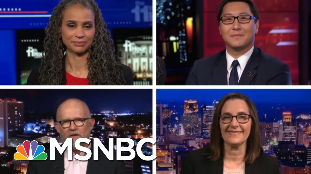Surprise End To Day Of Debate On Articles Of Impeachment - Day That Was | MSNBC 2