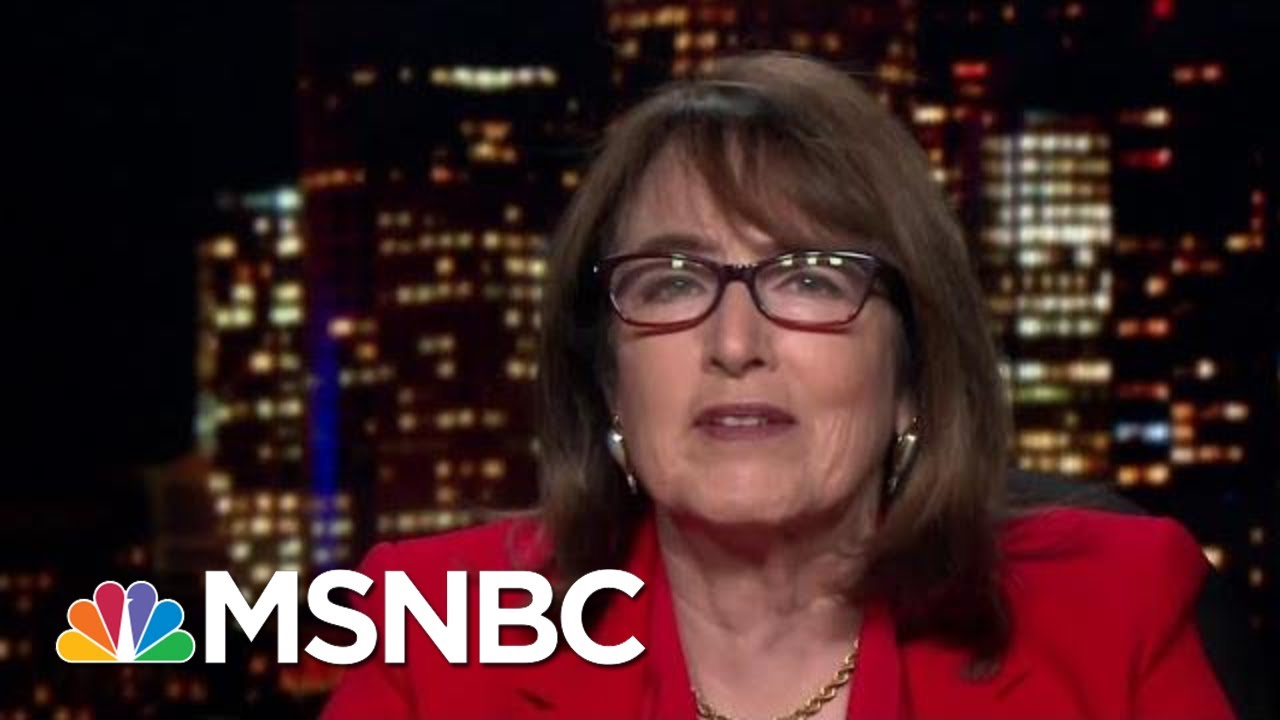 Judge Says 'Drug Dealers' Are Convicted On Less Evidence Than What's Facing Trump | MSNBC 6