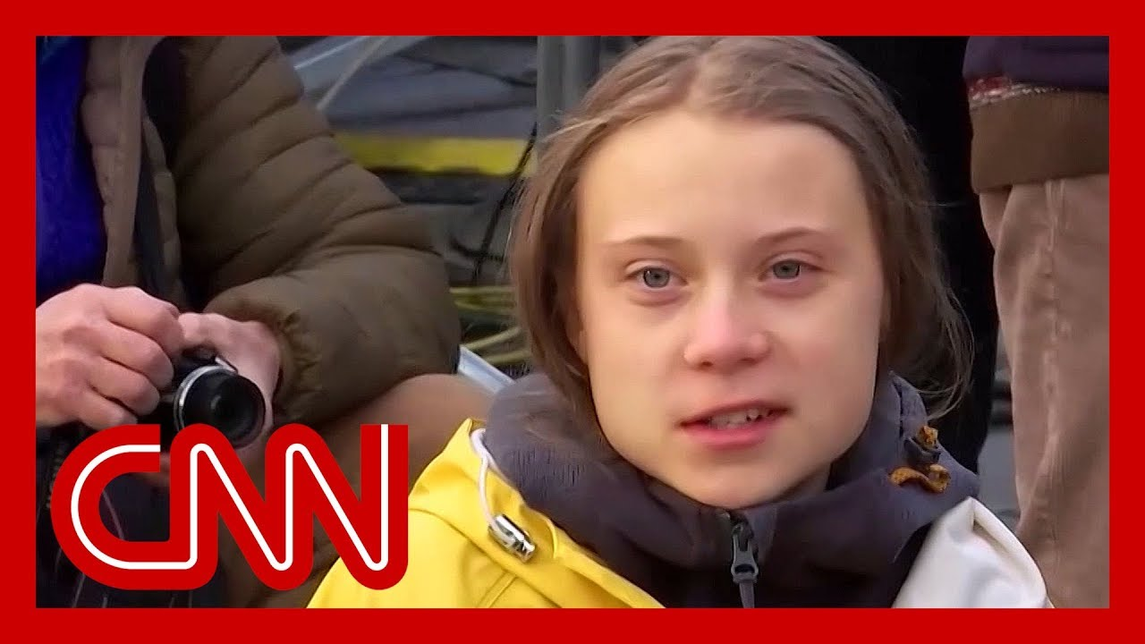 Greta Thunberg says she's taking a break 14