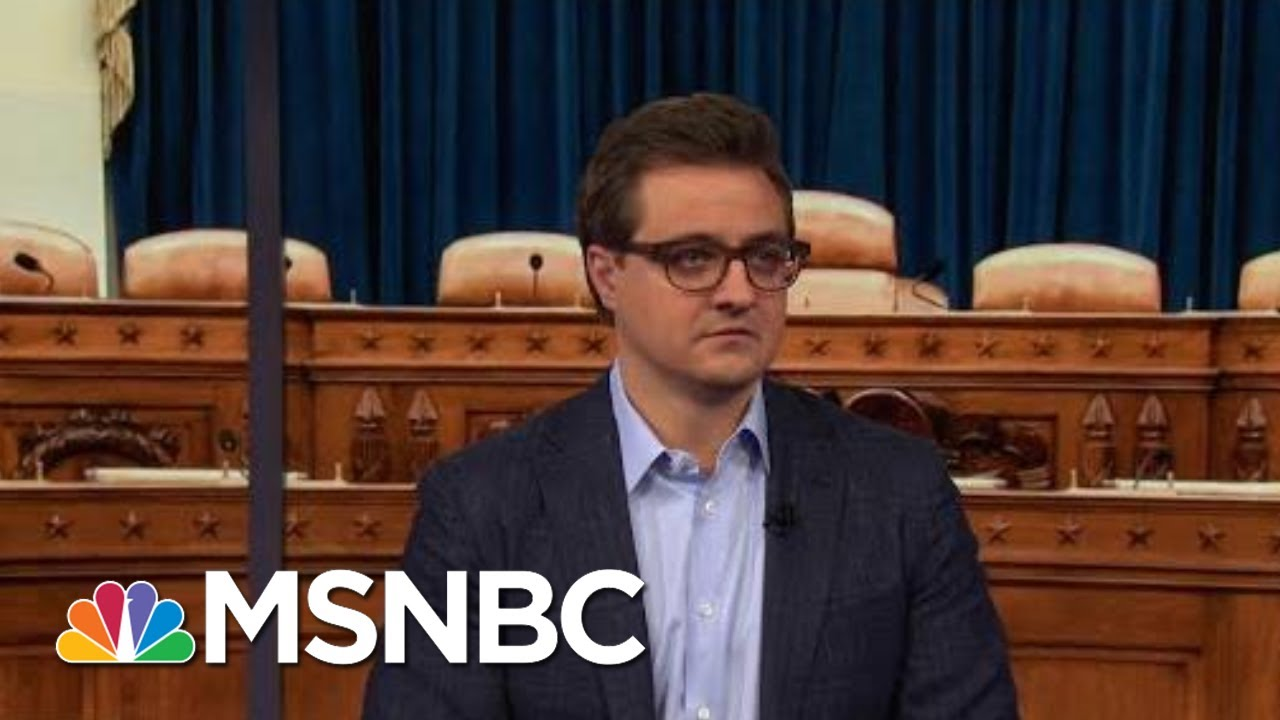 Chris Hayes: Trump Got Caught Cheating, But His Supporters Don't Care | All In | MSNBC 5