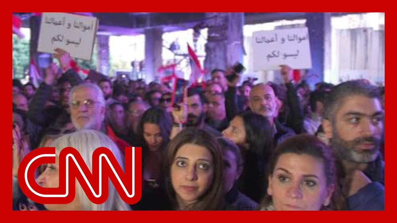 Lebanon's business leaders declare tax strike 6