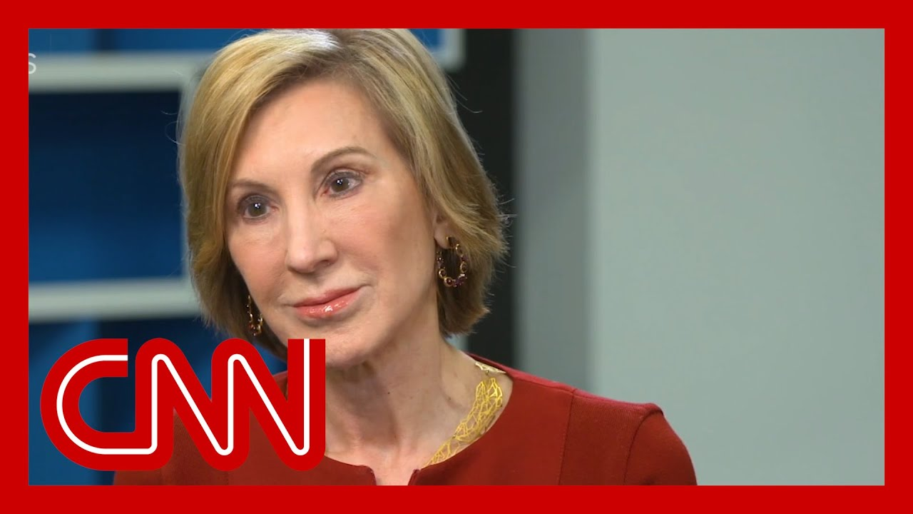 "Carly Fiorina: It is ""vital"" Trump be impeached 1"