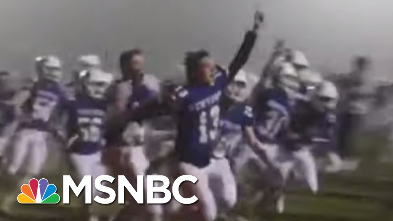 A Moving Night As Newtown Team Wins Championship | Morning Joe | MSNBC 9