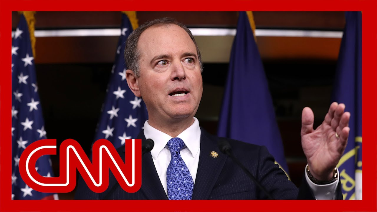 Adam Schiff speaks after House Democrats release impeachment report 7