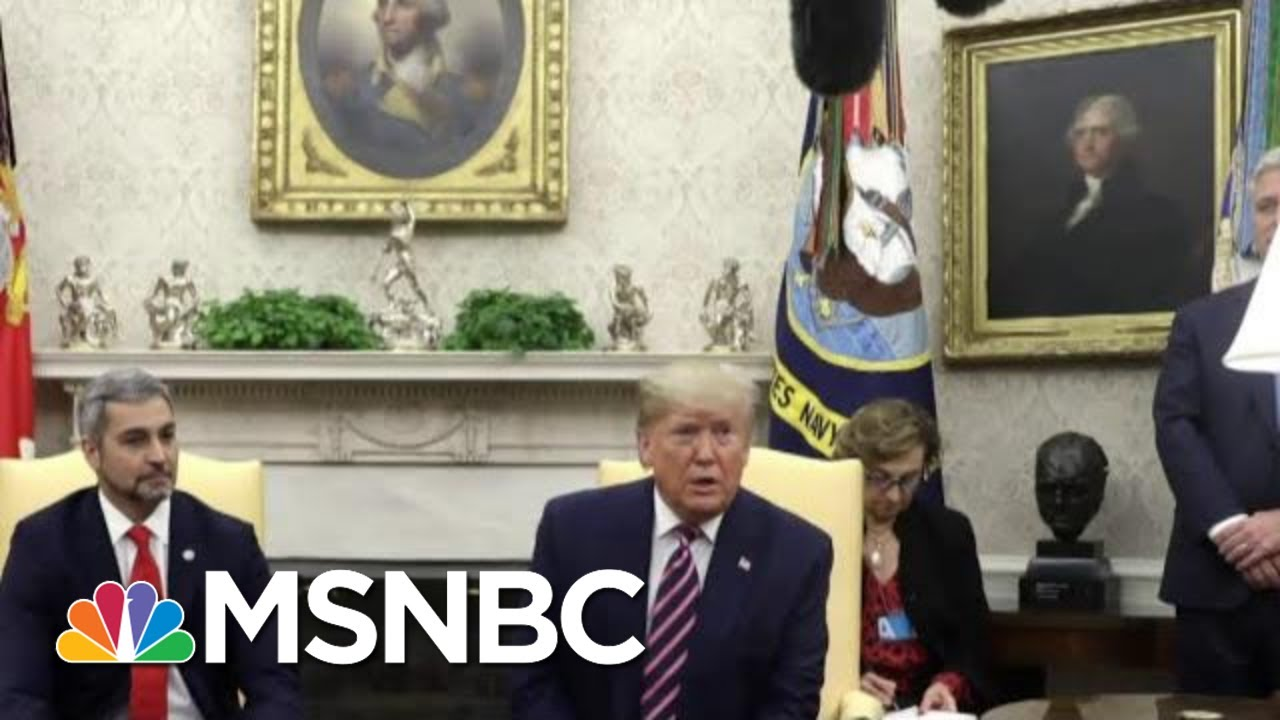 Trump Wins With Men But Loses With Women In Polling | Morning Joe | MSNBC 8