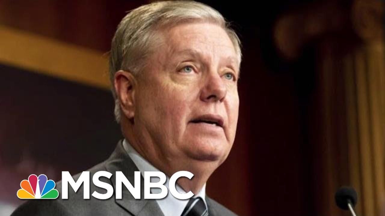 Joe: Sen. Lindsey Graham Is Bragging That He Won't Be Fair | Morning Joe | MSNBC 2