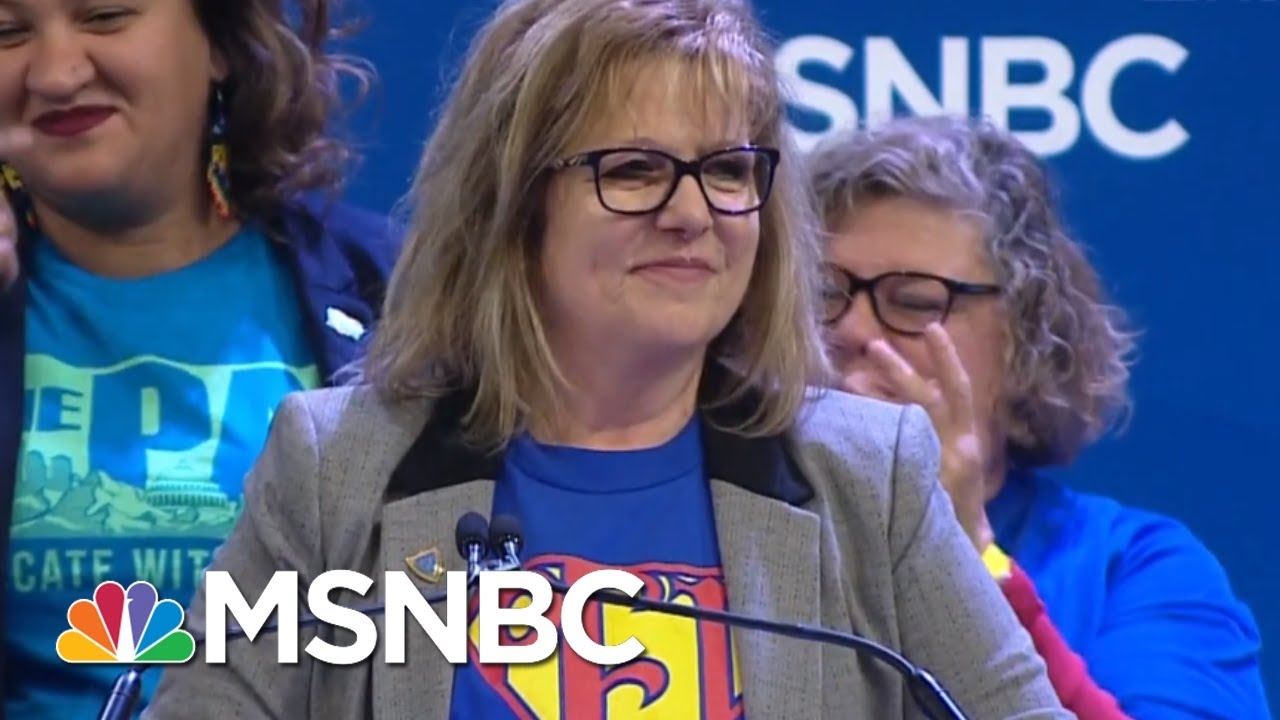 MSNBC Public Education Forum With Democratic Hopefuls Pre-Show | MSNBC (Live Stream Recording) 3