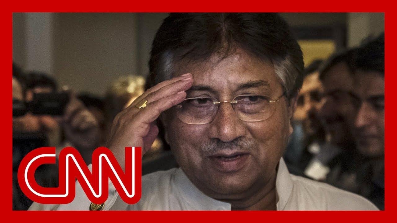 Former Pakistan President Musharraf sentenced to death 1