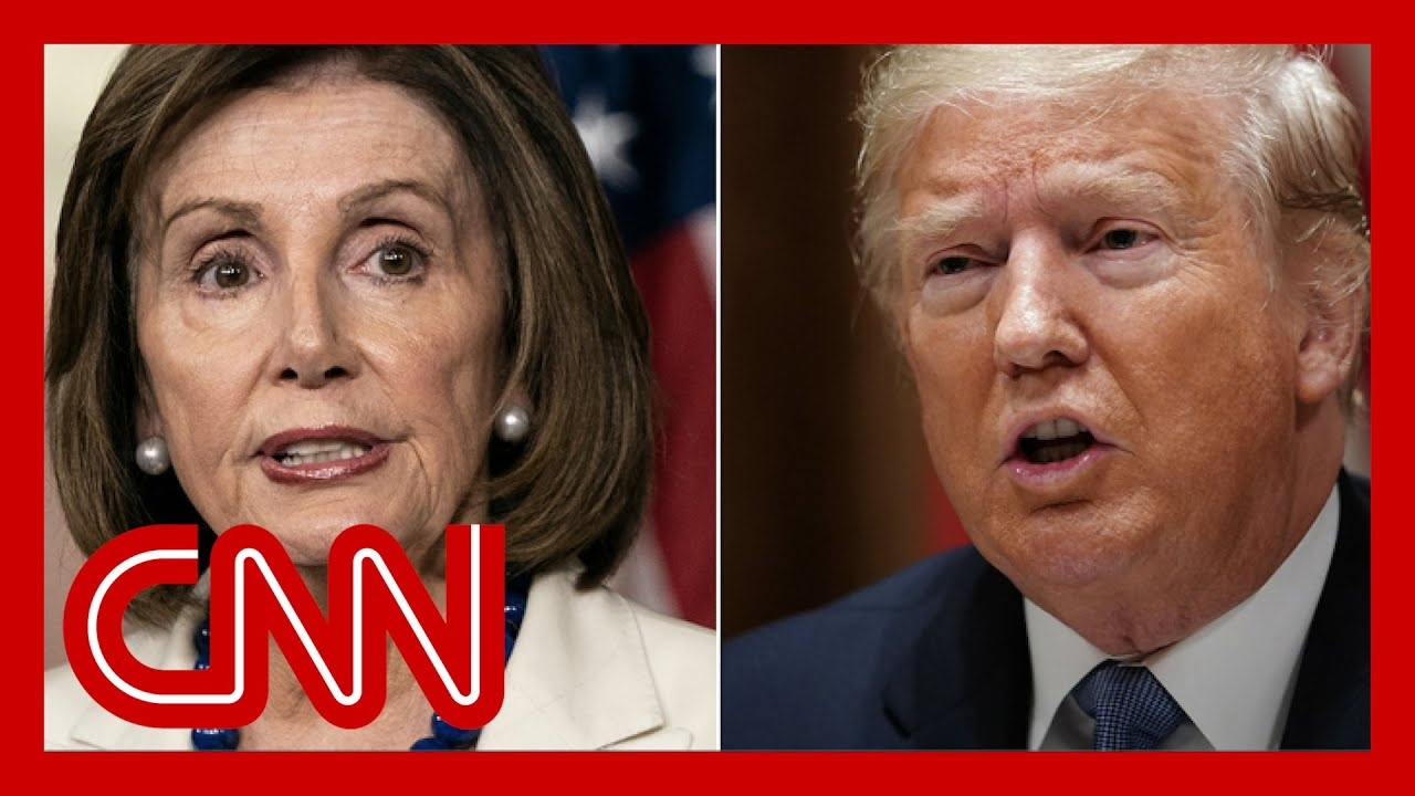 Pelosi responds to Trump's 'really sick' letter 4