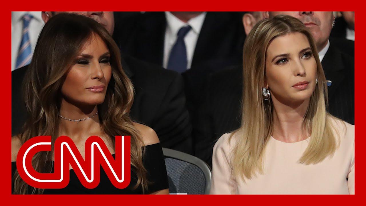 Inside Ivanka and Melania Trump's complicated relationship 9