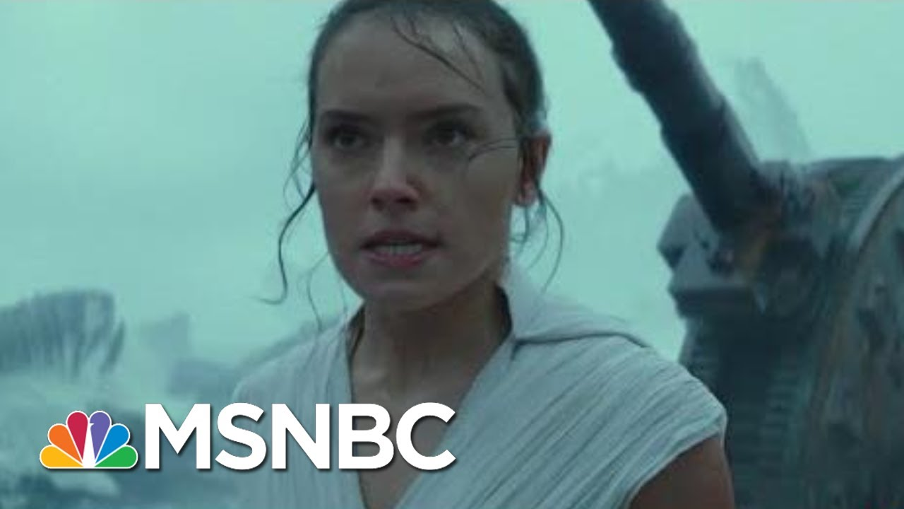 Morning Joe Nerds Out Over 'The Rise Of Skywalker' | Morning Joe | MSNBC 2