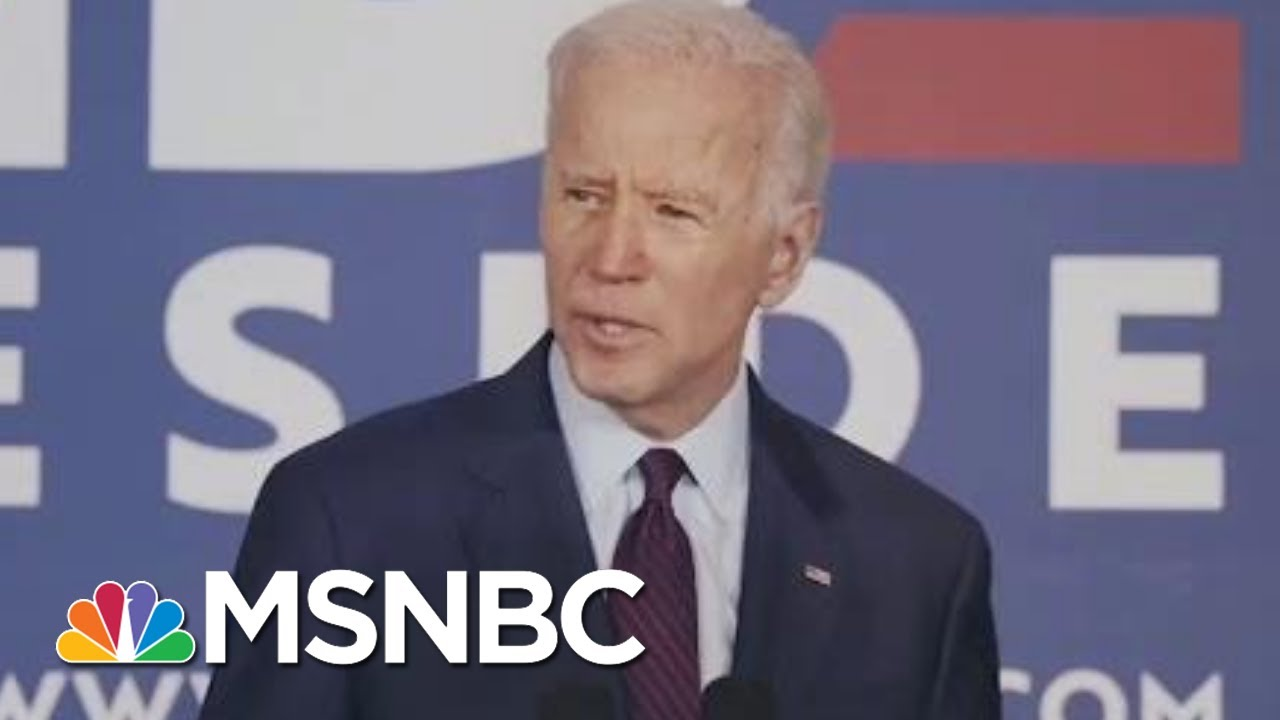 Joe Biden Cites US Ideals, Dangers Of Second Trump Term In New Ad | Morning Joe | MSNBC 8