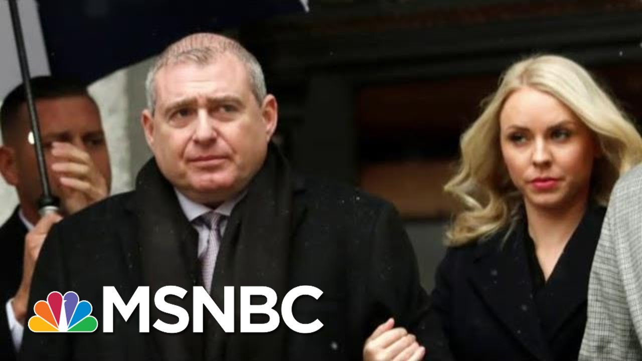 Why Are Republicans So Afraid Of Lev Parnas? | Velshi & Ruhle | MSNBC 9