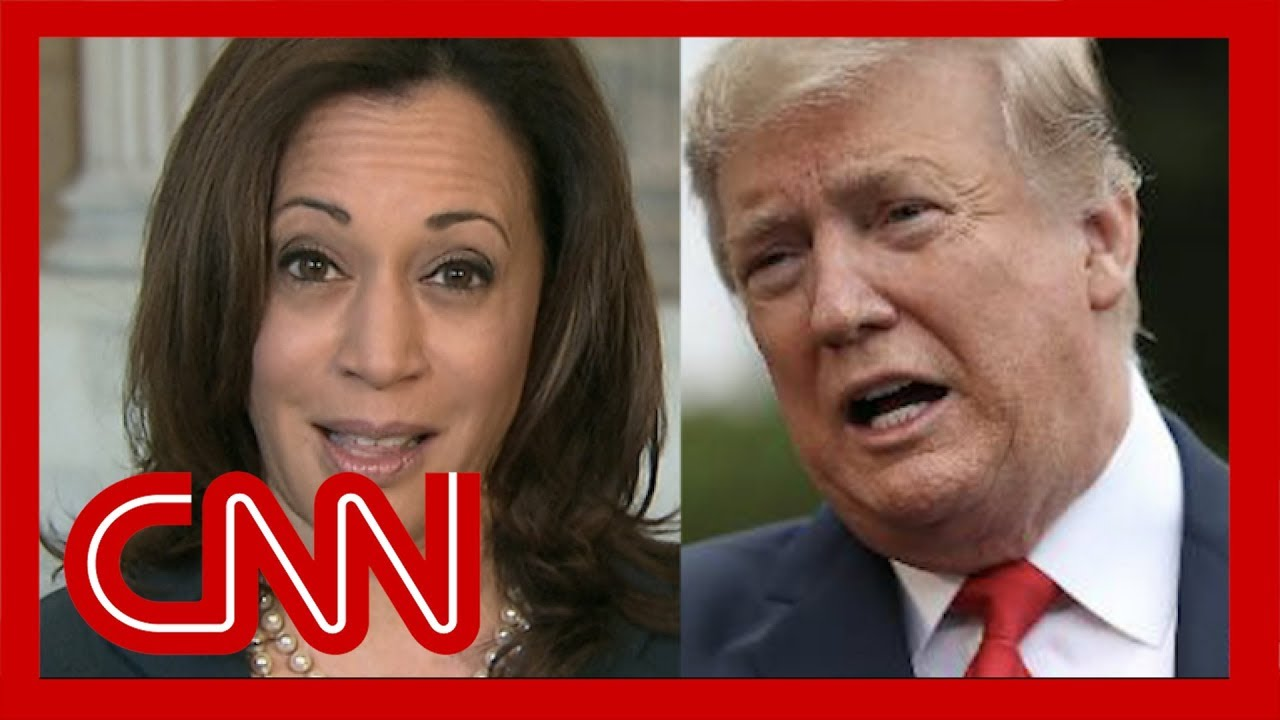 Trump mocked Kamala Harris on Twitter. She hit back 2