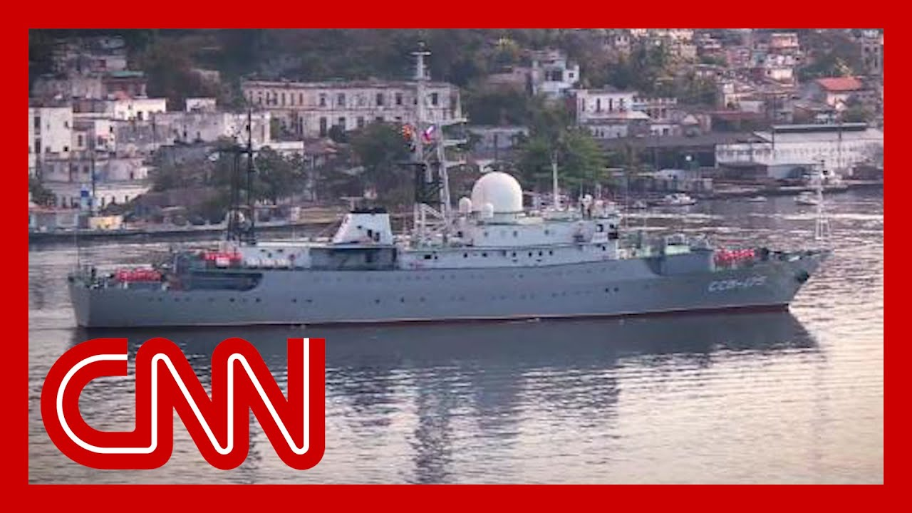 Russian spy ship sails recklessly off US coast 7