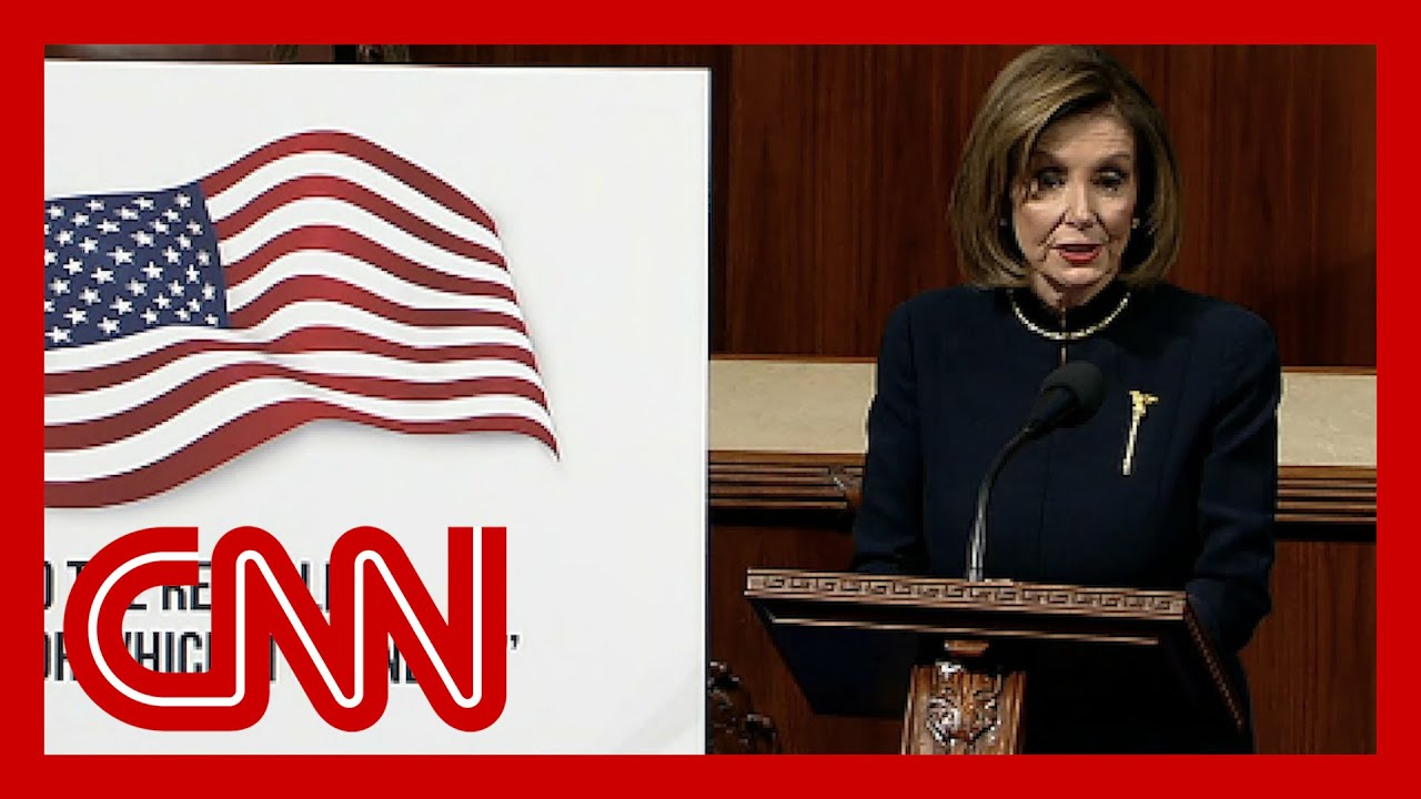 Nancy Pelosi: Trump 'an ongoing threat to our national security' 6