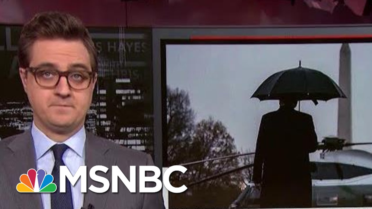 Chris Hayes On Trump's 'Absolutely Unhinged' Letter To Nancy Pelosi | All In | MSNBC 13