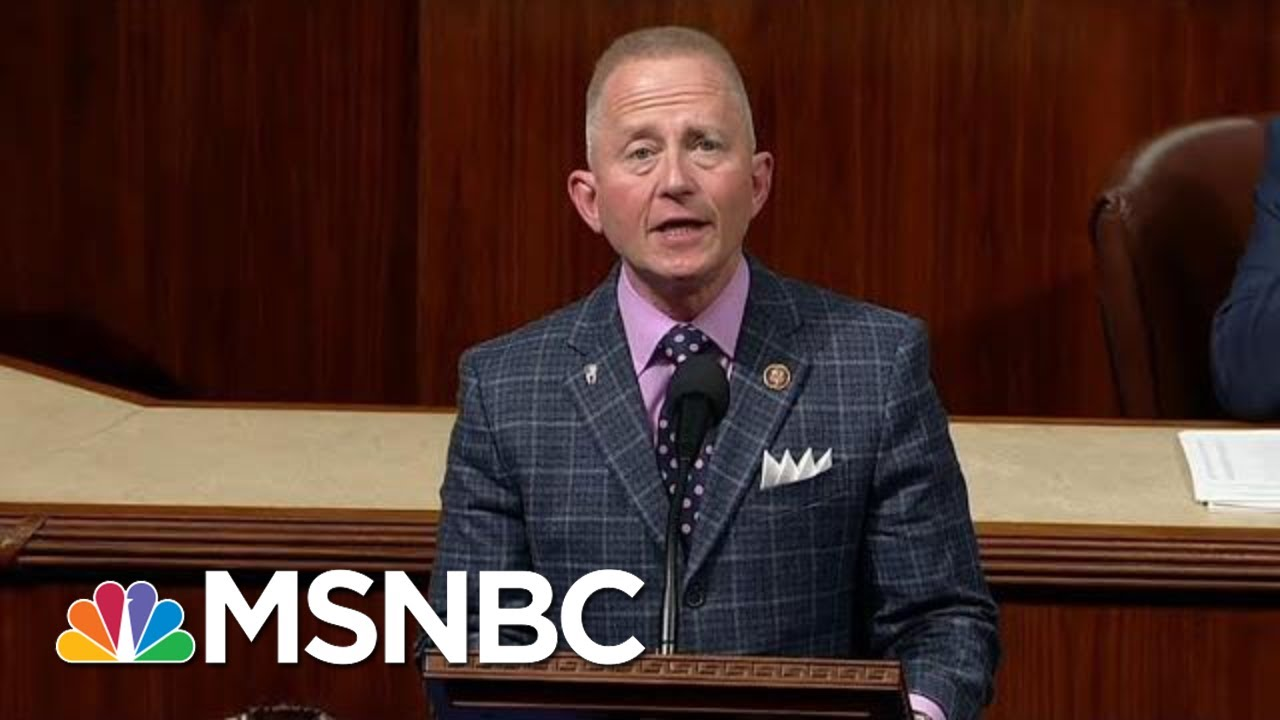 Democrat Running For Rep. Jeff Van Drew's Seat: He's A Traitor | The Last Word | MSNBC 3
