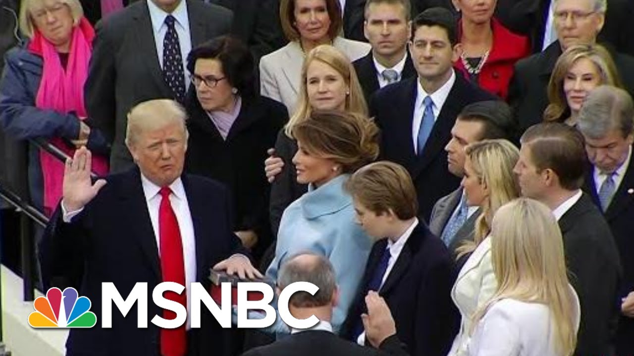 Johnson, Clinton And Now....Trump | Morning Joe | MSNBC 8