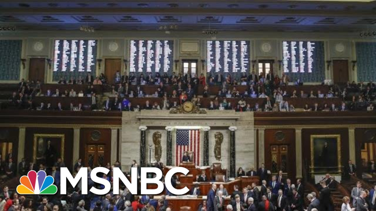 Priest Rebukes Republican's Comparison Of Trump Impeachment To Jesus Trial | The 11th Hour | MSNBC 8
