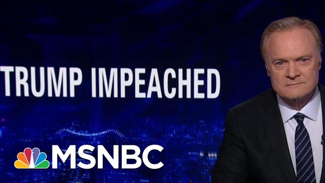 Lawrence: 'Your Votes Made History Tonight' | The Last Word | MSNBC 9