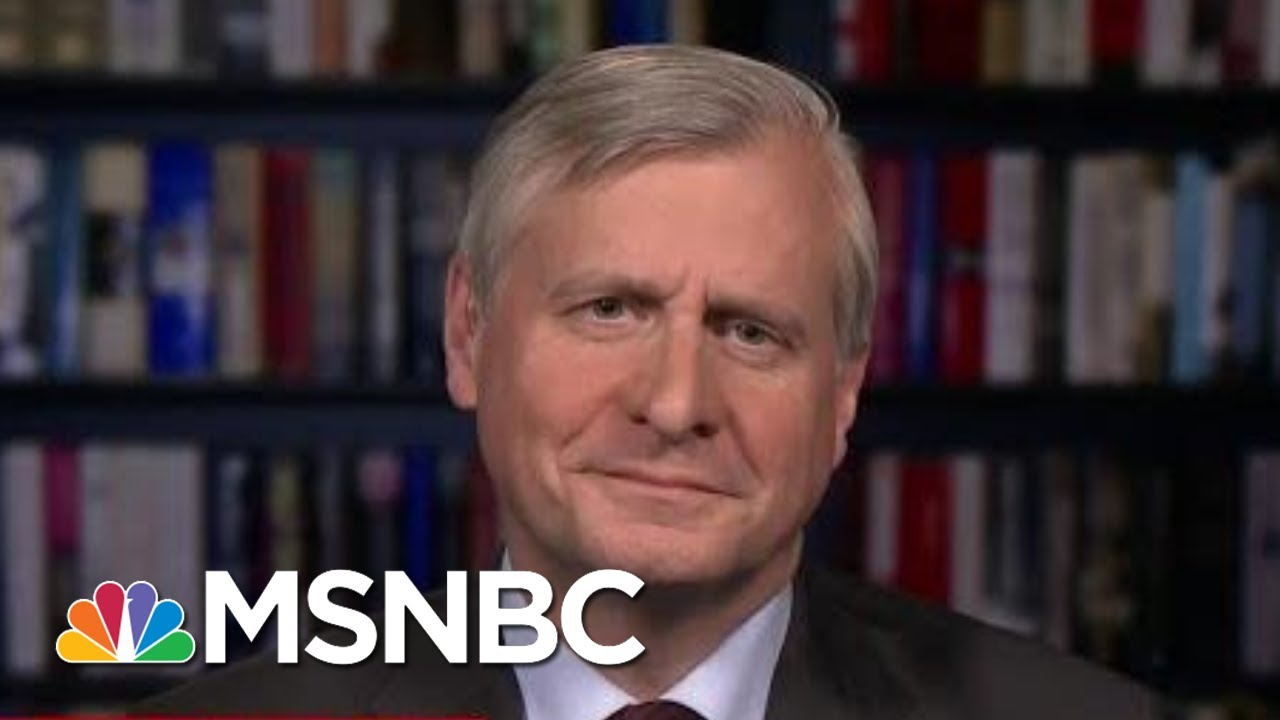 Meacham: We Can't Let Rule Of Law Be Trampled By The Demagogue Of A Moment | The 11th Hour | MSNBC 2