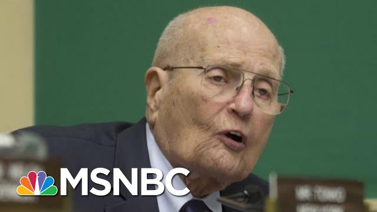 Joe: Trump Remarks About Rep. Dingell 'Beyond Sick' | Morning Joe | MSNBC 3