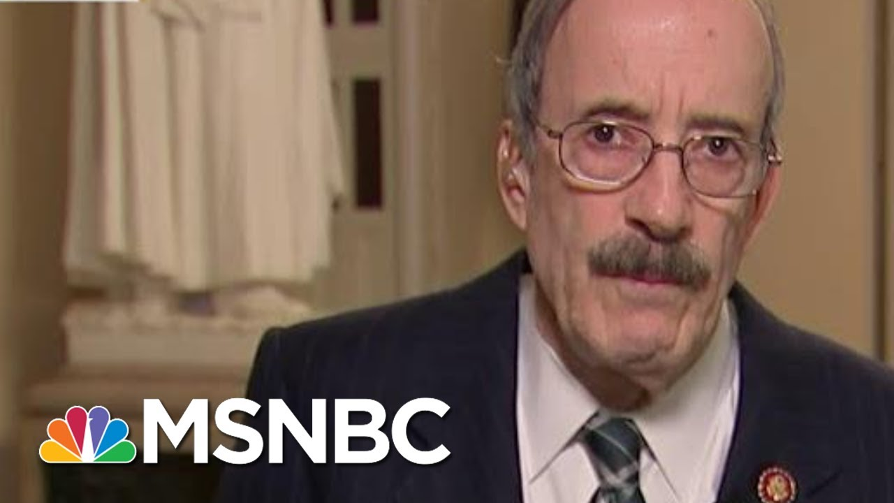 Rep. Engel On Sending Impeachment Articles To Senate: 'Want To See A Fair Trial' | MTP Daily | MSNBC 11