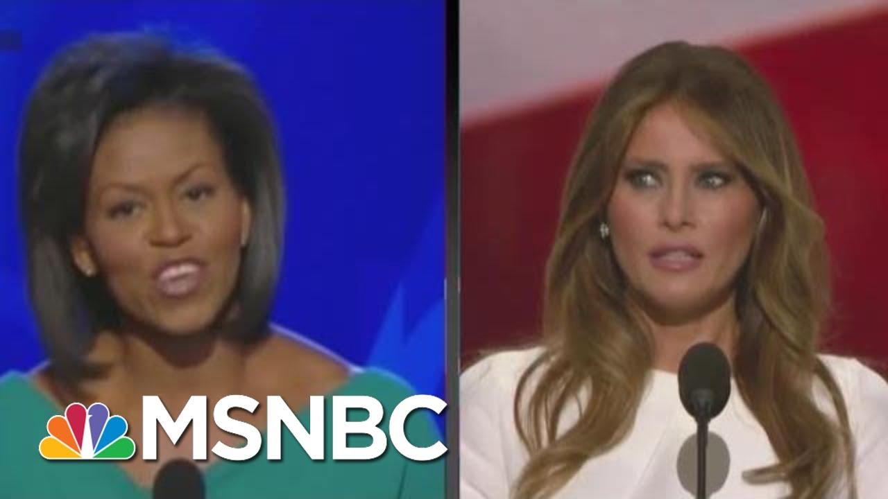The Curious Case Of Melania Trump's Signature | All In | MSNBC 4