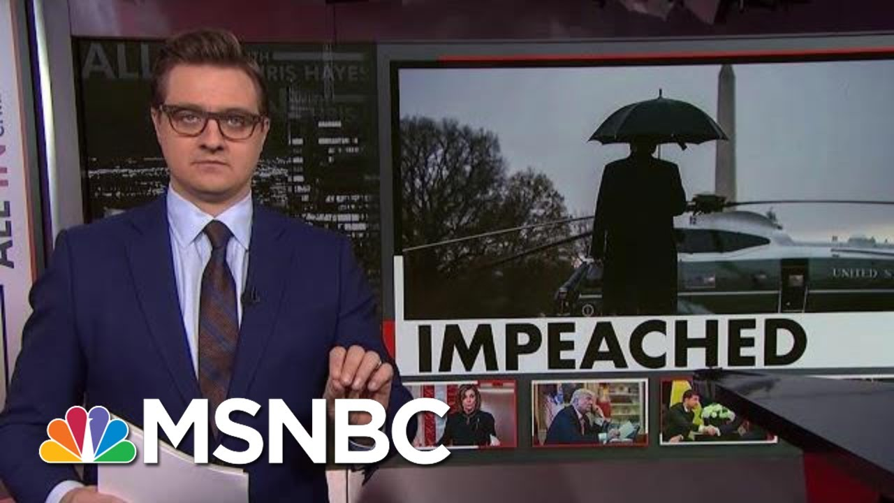 Chris Hayes: Trump Warned Us About Who He Was | All In | MSNBC 8