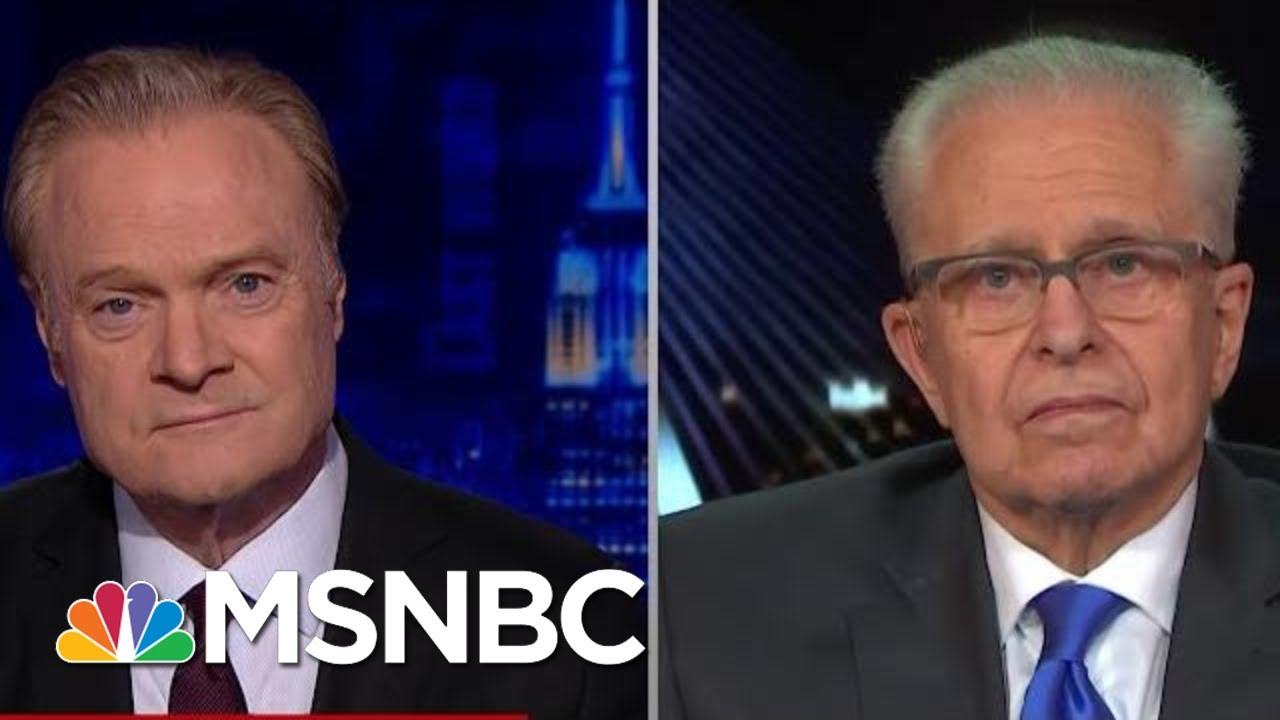 Laurence Tribe: 'Amazed' If GOP Senators Vote Against Calling Witnesses | The Last Word | MSNBC 6