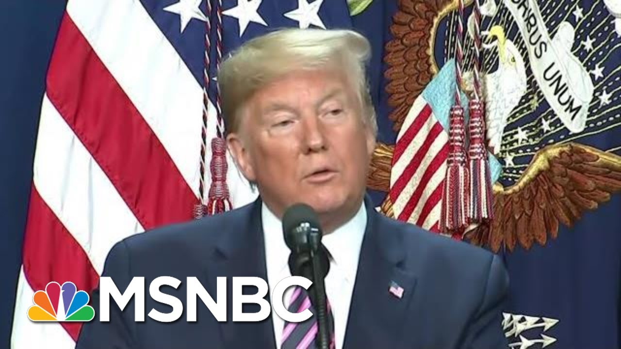 Christianity Today Editorial Calls For Trump's Removal From Office | The Last Word | MSNBC 1
