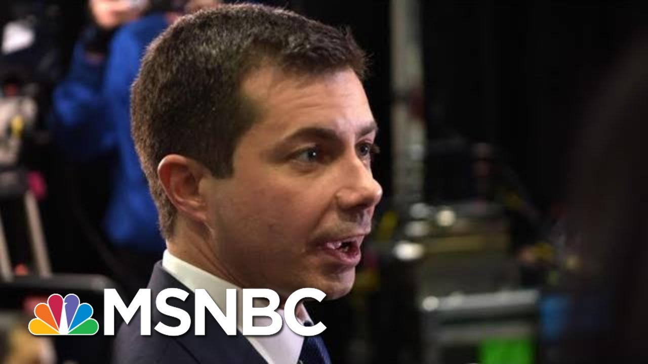 Buttigieg Responds To Democratic Debate Attacks On Fundraising & Experience | The 11th Hour | MSNBC 6