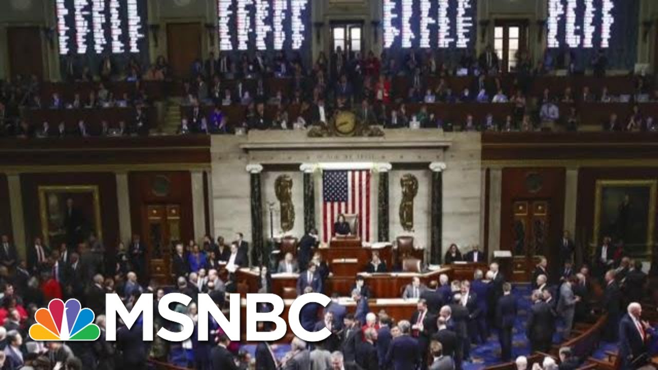 With Recess, 'Two Weeks Of Impeachment Purgatory' | Morning Joe | MSNBC 10
