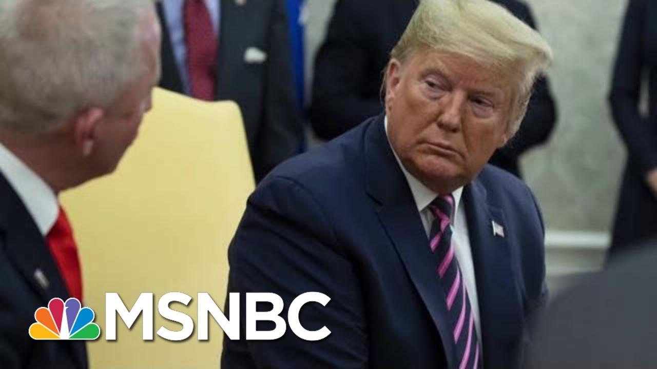 Major Evangelical Magazine Calls For Trump's Removal | Morning Joe | MSNBC 3