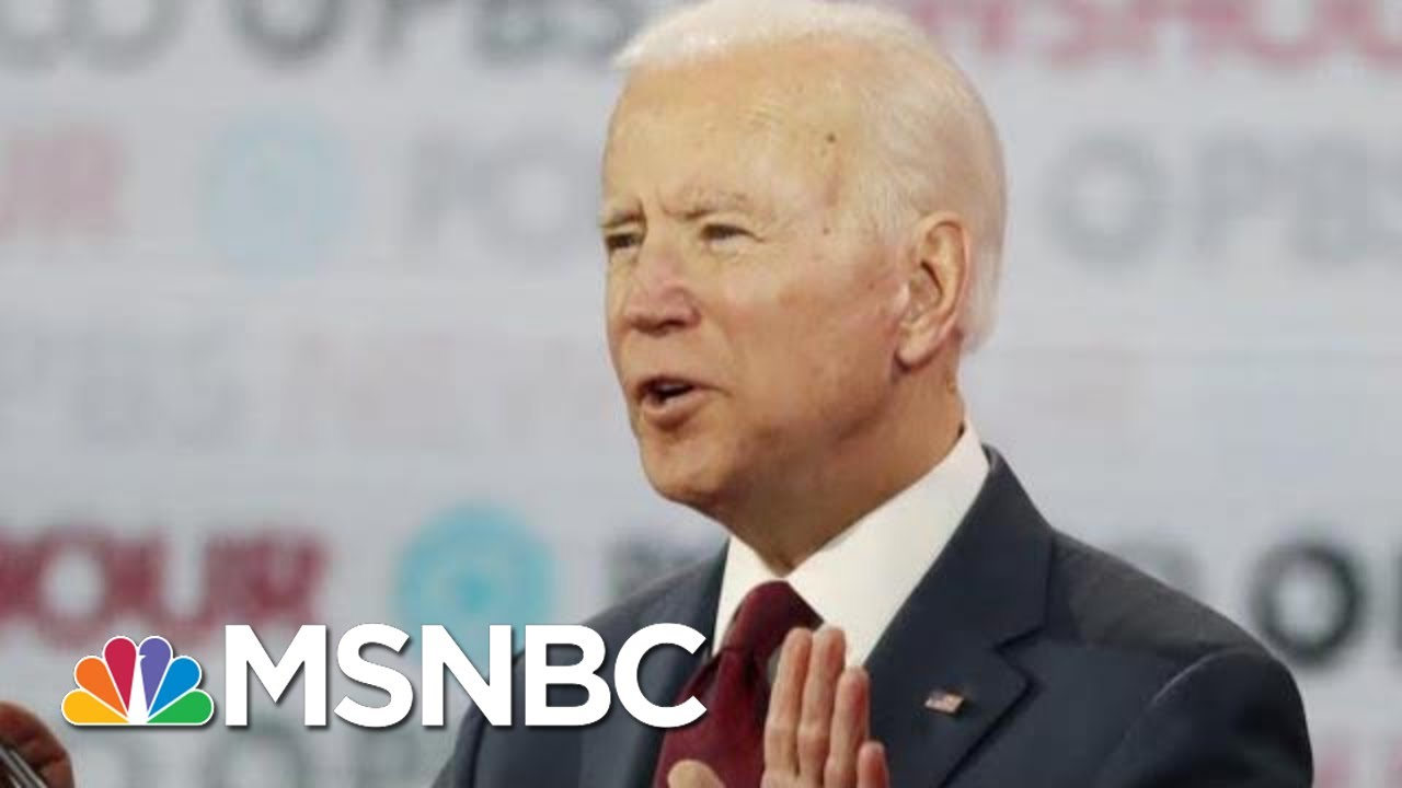 Joe Biden Has His Best Debate Night | Morning Joe | MSNBC 3