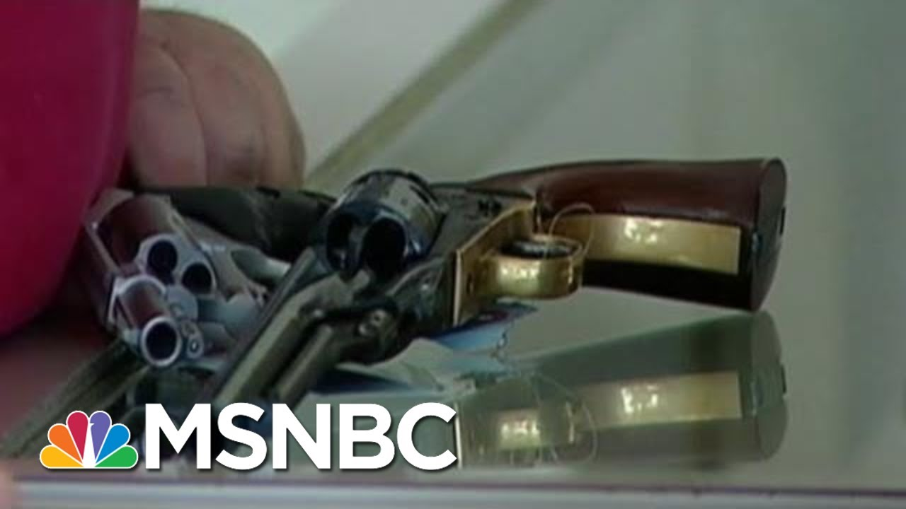 Funding For Gun Violence Research Included In Federal Spending Deal | Velshi & Ruhle | MSNBC 6