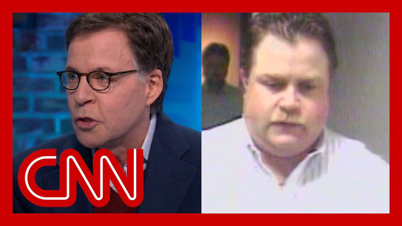 Bob Costas describes his encounter with Richard Jewell 2