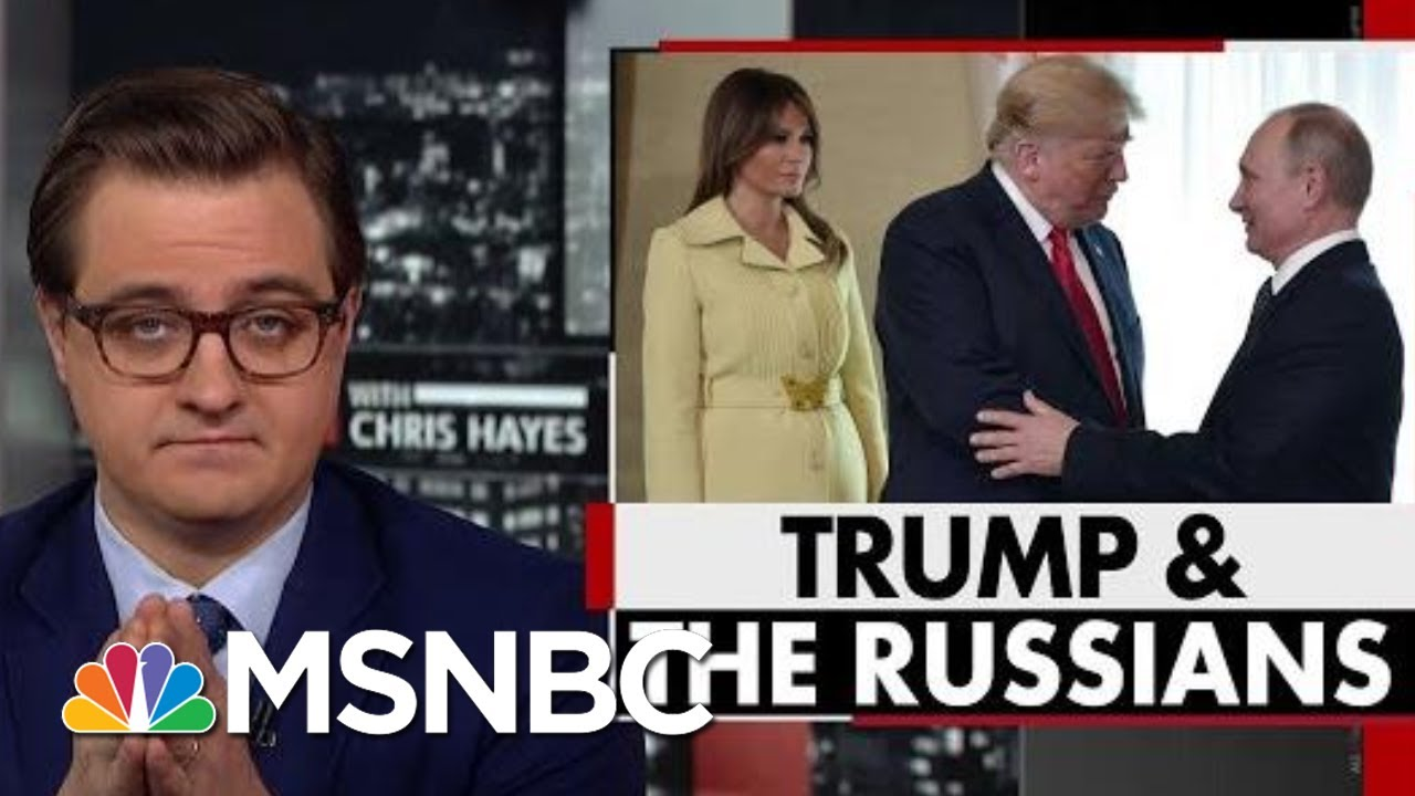 WaPo: Trump Belief In Bogus Ukraine Conspiracy Theory Started Early | All In | MSNBC 8