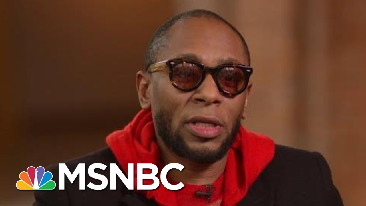 Yasiin Bey (Mos Def) Breaks Down His Lyrics, Why Racists Are Sad, And Hope For The Trump Era | MSNBC 4