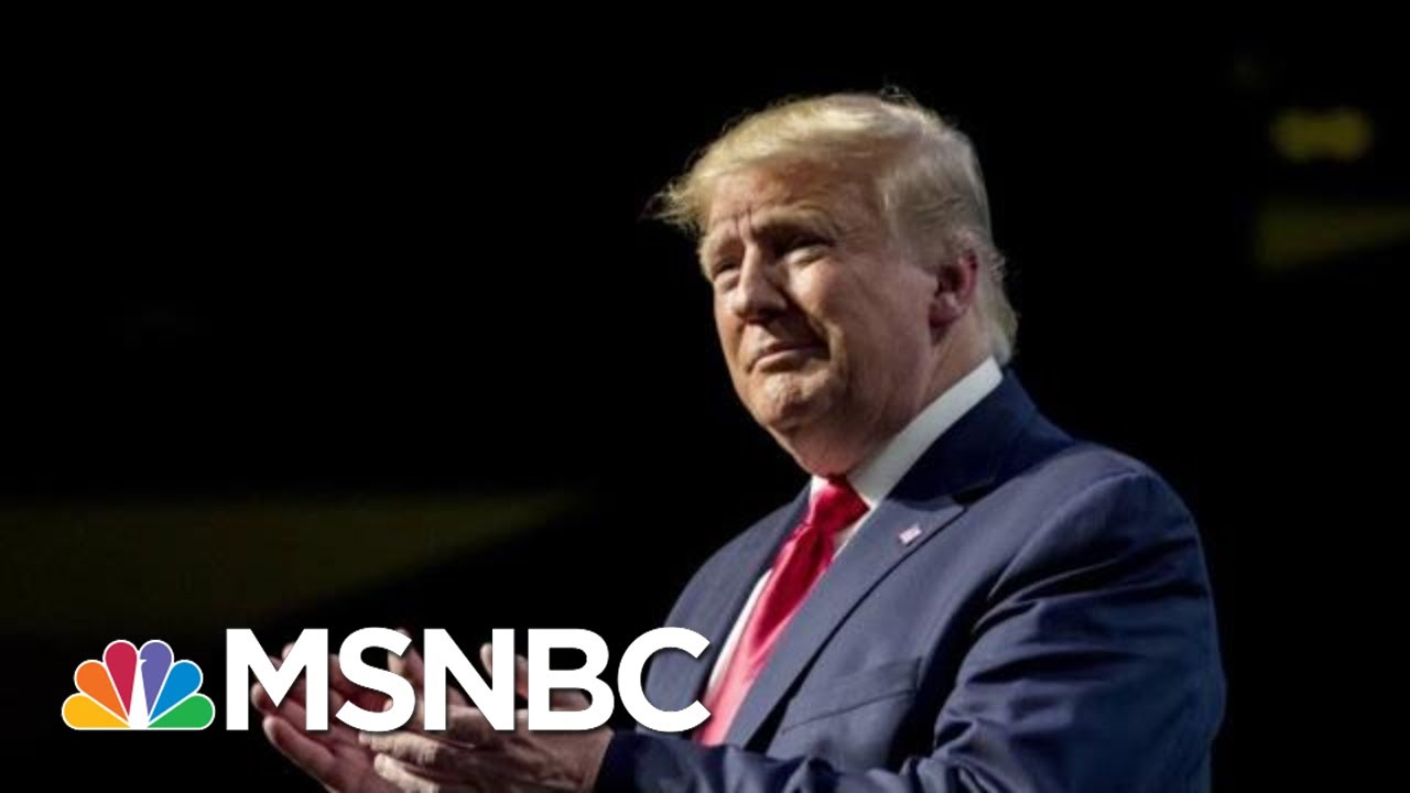 Evangelicals Defend Trump After Evangelical Magazine Calls For His Removal | Morning Joe | MSNBC 1