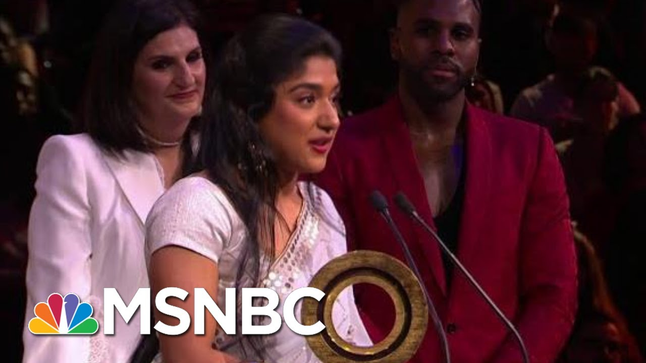 28-Year-Old Health Care Entrepreneur Receives Global Citizen Prize | MSNBC 4