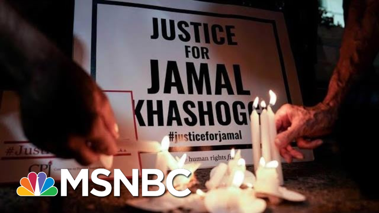 Saudi Court Sentences Five People To Death For Khashoggi Murder | Hallie Jackson | MSNBC 2